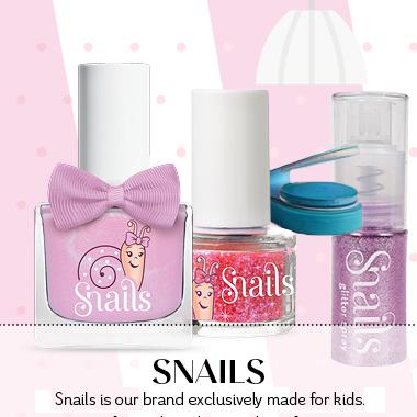 Oja bio Snails si accesorii unghii
